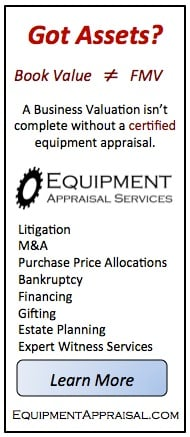 machinery appraisers new mexico