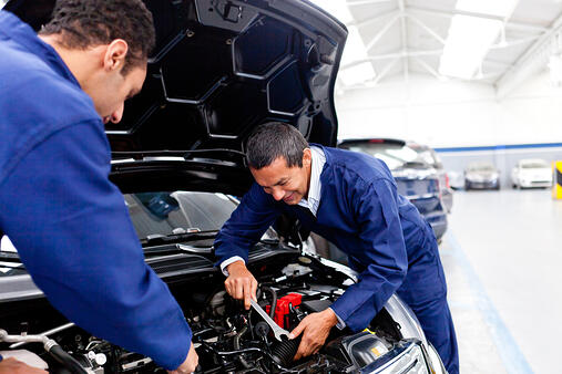 Auto Body Shop Business Valuation